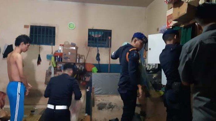 INI Daftar Barang yang Diamankan Petugas Lapas Batam di Kamar Warga Binaan