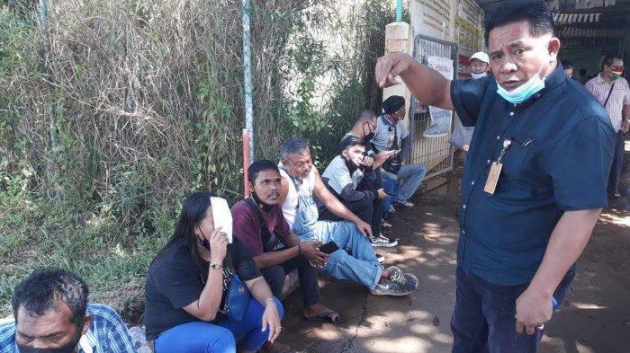 Penumpang Wajib Rapid Test Sebelum Beli Tiket KM Kelud, Anggota DPRD Datangi Kantor Pelni Batam