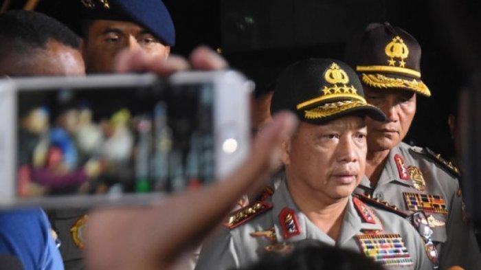 Kapolri Tito Karnavian Cecar Habis-habisan Irjen Pol Boy Rafli Amar dengan 5 Pertanyaan Tajam