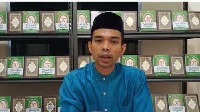 Ustaz Abdul Somad Rasakan Gejala Seperti Covid-19 Sampai Tulis Wasiat, UAS: Madu, Vitamin C