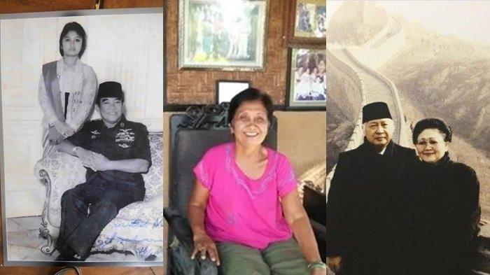 Kisah Polwan Menolak Jadi Pengawal Ibu Tien, Istri Presiden Seoharto, Nasibnya Mengejutkan