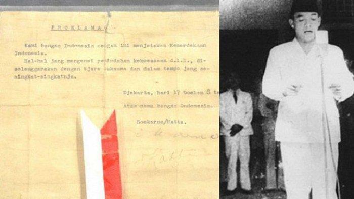 Peristiwa Apa Saja Sebelum Proklamasi Kemerdekaan Indonesia 17 Agustus 1945?