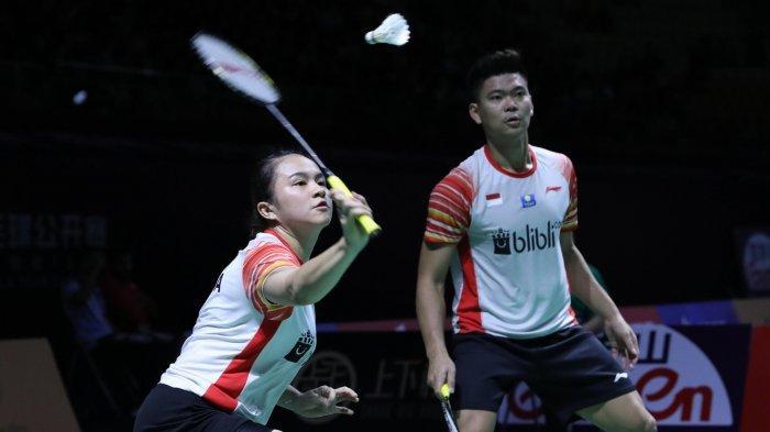 Hasil Indonesia Master 2020 - Bertarung 3 Set, Praveen/Melati Genggam Tiket Perempat Final