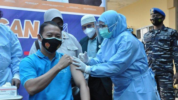 Capaian Vaksinasi Covid-19 di Tanjungpinang sudah 77,8 Persen untuk Orang Dewasa