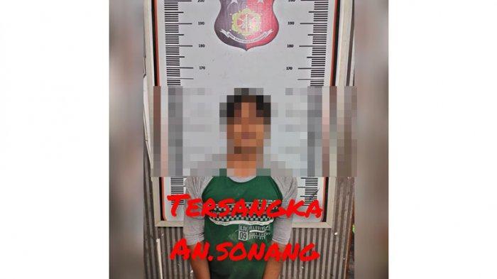 Modus Pura-pura Bertamu, Spesialis Pencuri HP di Batam Ditangkap Polsek Sagulung