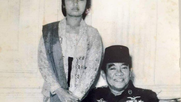 Sosok Polwan Ini tak Pernah Naik Pangkat, Tak Diberhentikan, Tolak Jadi Ajudan Ibu Tien Soeharto