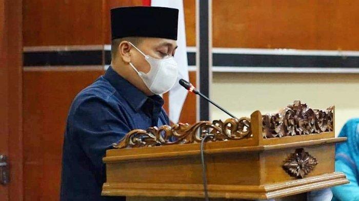 Pidato Perdana Nizar di Rapat Paripurna DPRD Lingga: Kami Butuh Kritik yang Membangun