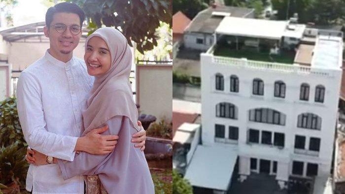 Bak Gedung Putih, Rumah Mewah Zaskia Sungkar dan Irwansyah Tampak Megah, Ada Lift dan Dapur Super