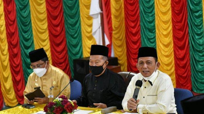 Realisasi Jembatan Batam Bintan, Ansar Ahmad Minta Doa LAM dan Masyarakat Kepri