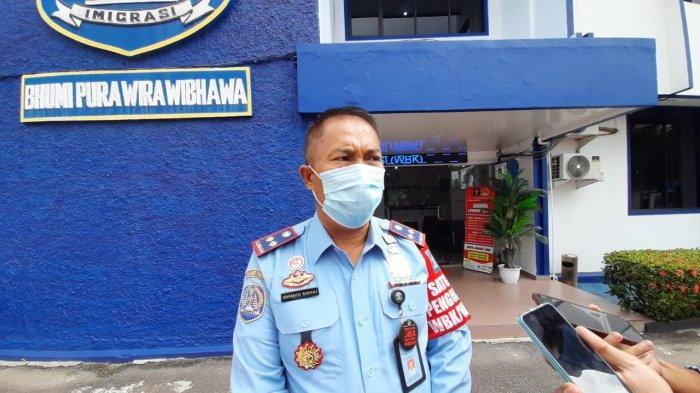 Kepala Imigrasi Tanjungpinang sudah Lama Curiga, Oknum ASN Ditangkap Polisi Gegara Narkoba
