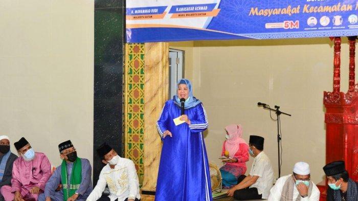 Marlin Agustina Ajak Masyarakat Kepri Tingkatkan Disiplin Prokes Covid-19: Jangan Terlena