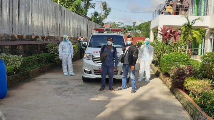 23 Kru KN Adhara di Bintan Terpapar Corona, Kini Jalani Isolasi Mandiri di LPMP