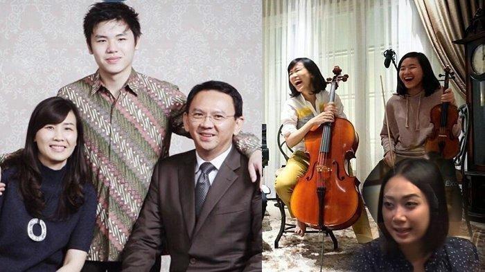 Ahok Temui Ketiga Anak & Mantan Istri, Begini Reaksi Veronica Tan hingga Tanggapan Warganet