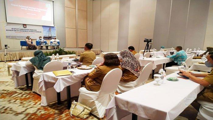 Bupati Anambas Hadiri Rapat Asistensi Inisiasi Kesepakatan Kerja sama Daerah di Batam