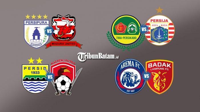 Jadwal Liga 1 2019 Pekan ke-9 Hari Ini 4 Pertandingan, Ada Derbi Kalimantan, Persib vs Kalteng Putra