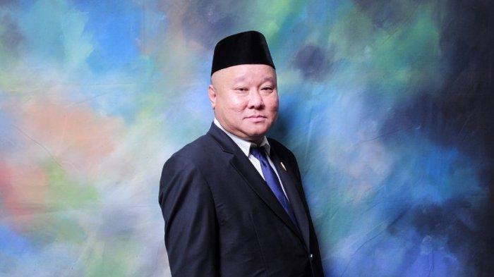KISAH Penyintas Covid-19, Anggota Dewan Batam Lik Khai: Saya Tak Boleh Mati, Anak Masih Kecil