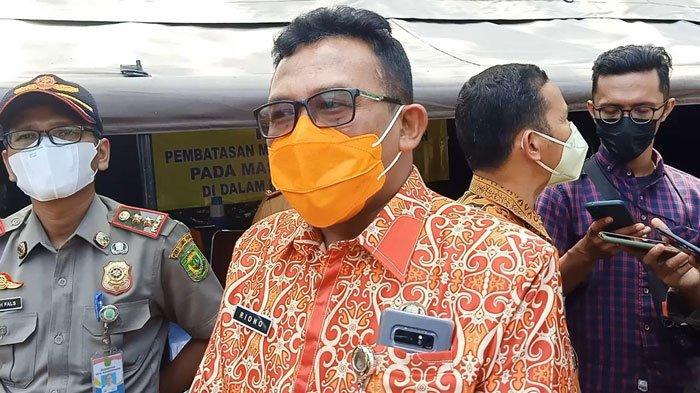 Capaian Vaksinasi Corona di Tanjung Pinang Dosis 2 Usia 12-17 Tahun 68,1 Persen