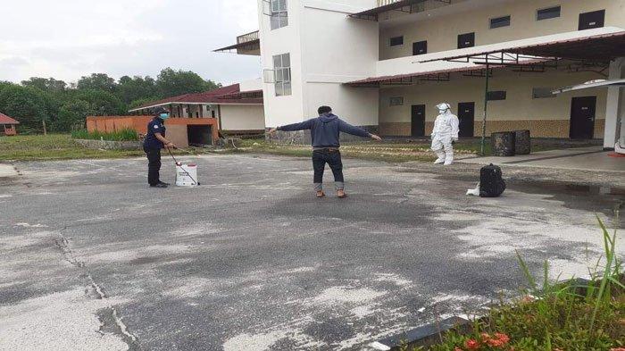 Dua Balita di Bintan Kena Corona, Kini Jalani Isolasi di Hotel Kunang-Kunang