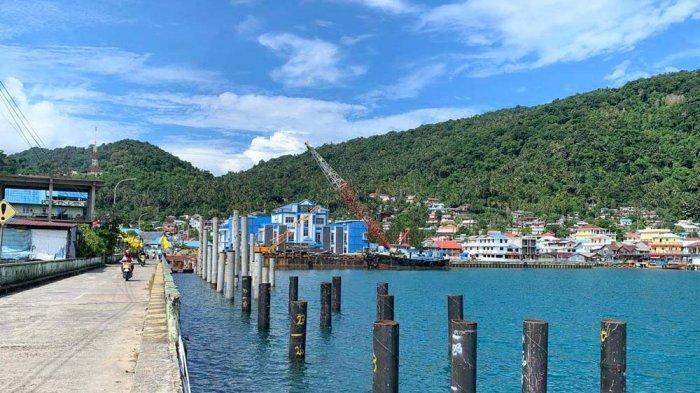 Pemkab Anambas Targetkan Pengerjaan Jembatan SP II Tarempa Selesai Akhir 2021