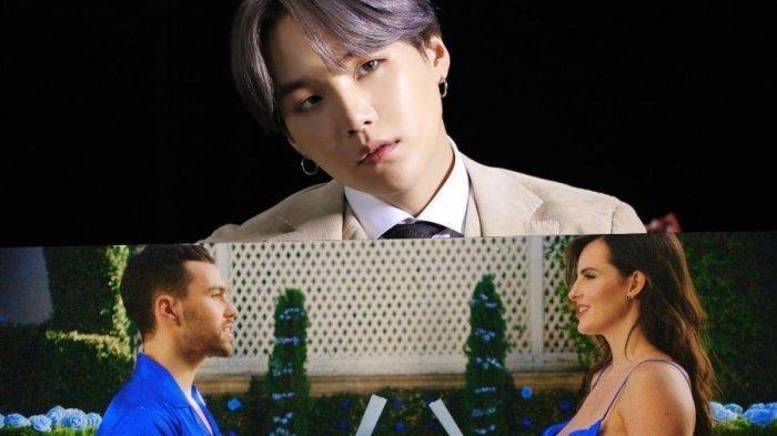 Download Lagu MP3 Blueberry Eyes MAX Feat Suga BTS, Lengkap Lirik Lagu dan Video Klip