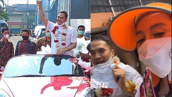 Saipul Jamil Tak Ambil Pusing Ditolak Tampil di TV, Indah Sari: Dari Kementerian ada Job