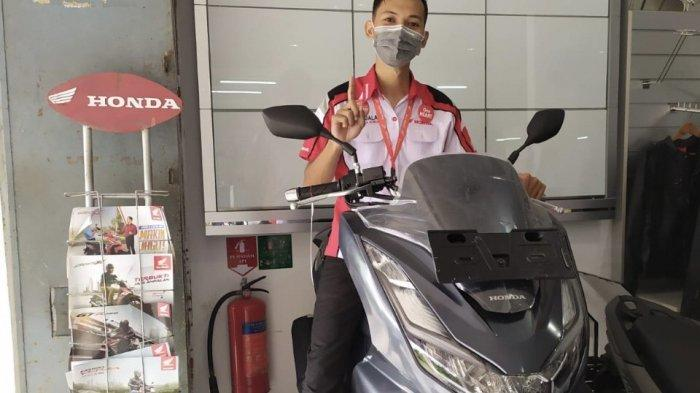PROMO September Ceria, Beli Honda All New PCX 160 Bayar DP Mulai Rp 3,2 Juta