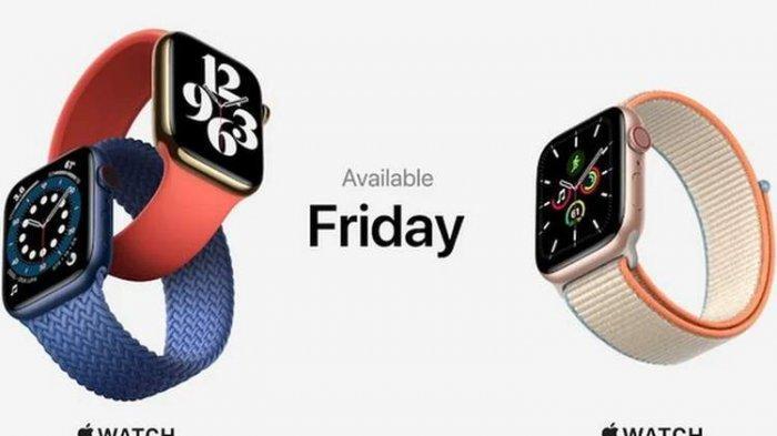 Kehebatan Apple Watch Series 6 Fitur Pendeteksi Oksigen dalam Darah, Ada Jam Pintar Versi Murah