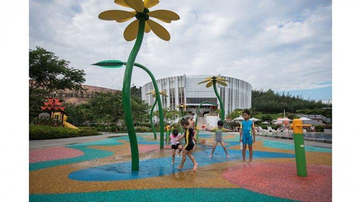 Promo Berenang September di Batam, HARRIS Resort Barelang Beri Paket Berenang Rp 160 Ribu