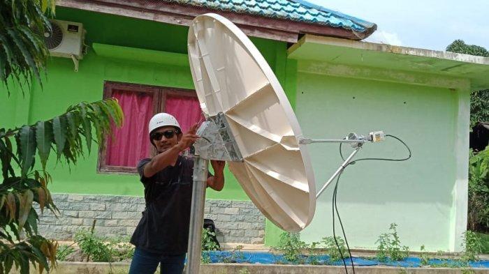 Sinyal Internet di Anambas Tulalit, Warga Ramai Keluhkan di WhatsApp