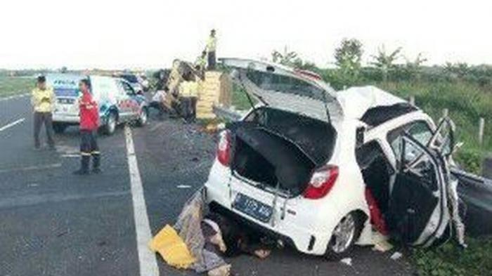 KECELAKAAN TRAGIS 9 Orang Jadi Korban Tabrak Lari, Sopir Mobil Remaja Baru Belajar Nyetir
