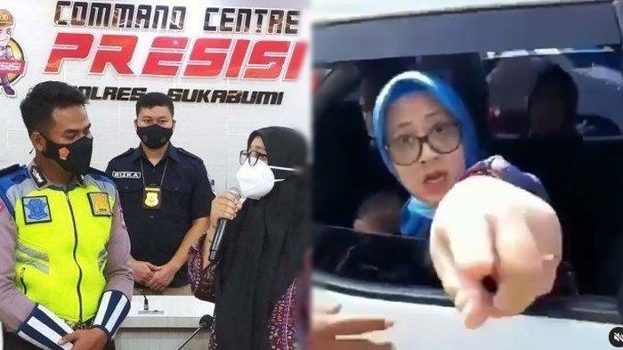 Sosok Briptu Febio Marcelino, Polisi yang Dimaki Wanita di Pos Penyekatan Sukabumi, Beri Maaf