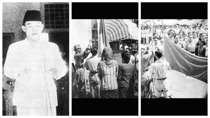 Terungkap Kenapa DipilihTanggal 17 Agustus, Begini Fakta Unik Upacara Proklamasi Kemerdekaan RI 1945