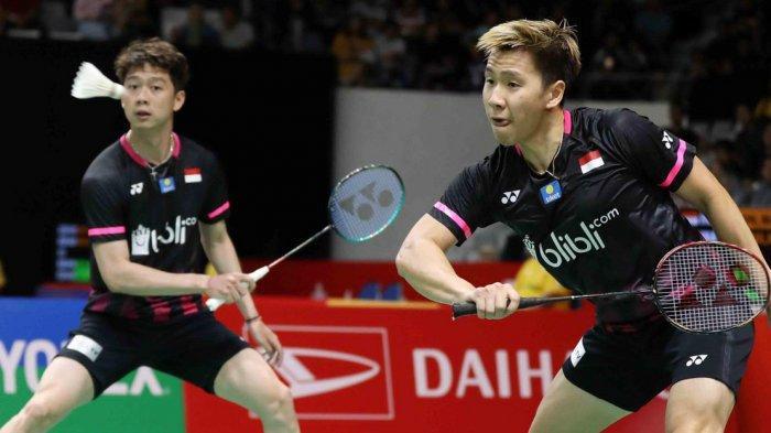 Hasil Drawing Wakil Indonesia di Malaysia Open 2021, Duel Indonesia vs Malaysia di Ganda Putra