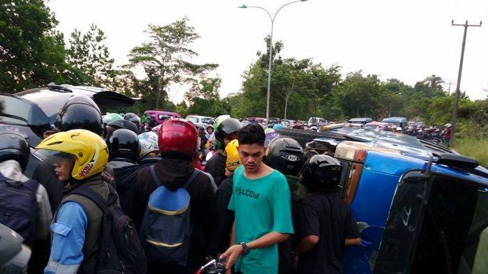 Identitas Korban Kecelakaan Maut di Bukit Daeng Batam, Sri Wahyuni Karyawan PT Epson