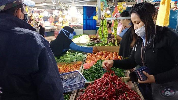 HARGA Cabai di Pasar Batam Kembali Turun, Ini Daftar Harga Terbarunya