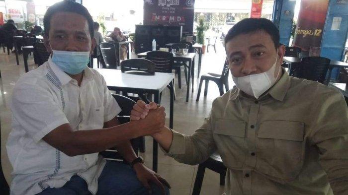 Andi S Muchtar dan Helmy Hamilton Siap Bertarung Perebutkan Kursi Ketua DPC Partai Demokrat Batam