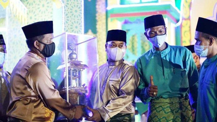 STQ di Lingga, Kecamatan Singkep Barat Pertahankan Gelar Juara, Bawa Pulang Piala Tetap
