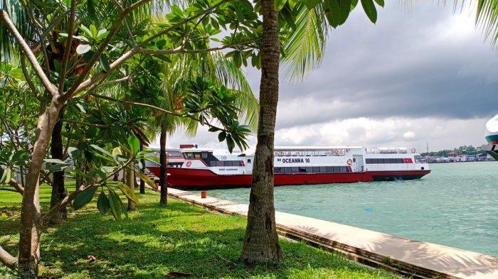 Tambah Satu Trip Batam - Karimun PP, Simak Jadwal Kapal Ferry Oceana, Minggu 18 April 2021
