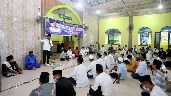 RAMADHAN 2021 - Walikota Batam HM Rudi Bahas Soal Kampung Tua saat Safari Ramadan di Batuampar