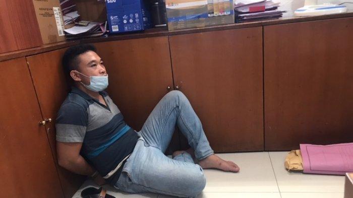 Setelah Membunuh, Safrudin Tinggal di Hutan Mangsang Batam 10 Hari, Tengah Malam Cari Makan