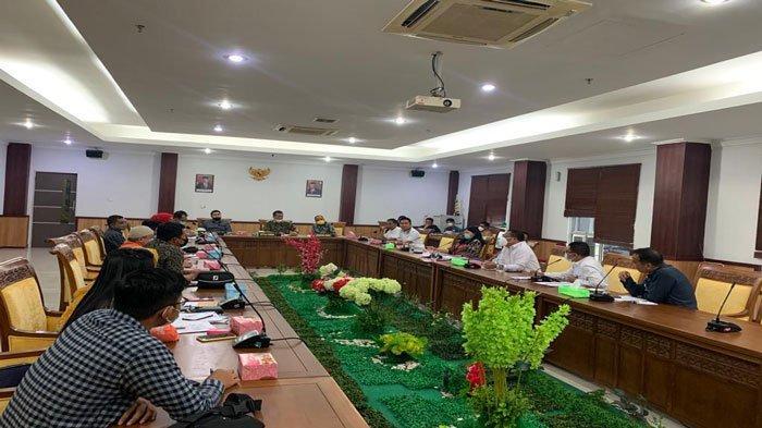 Komisi II DPRD Batam Soroti Temuan BPK Soal Rekening Titipan di Bank Riau Kepri