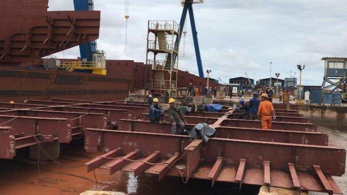 Industri Galangan Kapal Ancam Demo Dampak Kebijakan BP Batam