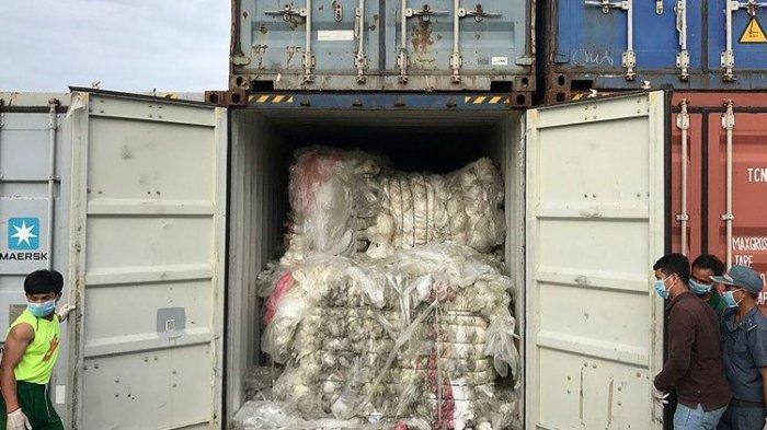 Setelah Batam, Malaysia dan Filipina, Kamboja Juga Digempur Ribuan Ton Sampah Plastik