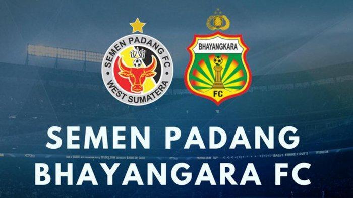 Semen Padang vs Bhayangkara FC, Kabau Sirah Belum Pernah Menang, Bhayangkara FC Tetap Waspada