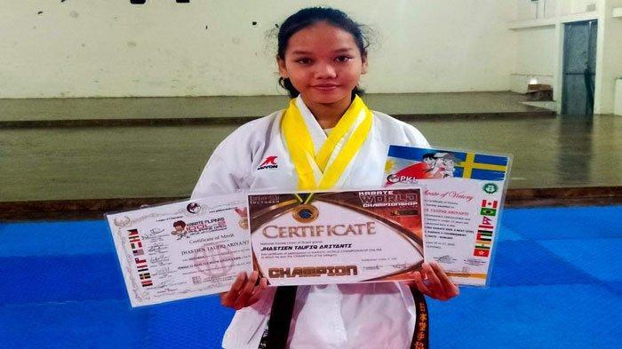 Kisah Anak Nelayan di Bintan Bersinar di Kejuaraan Dunia Karate, Tapi Redup di Daerah