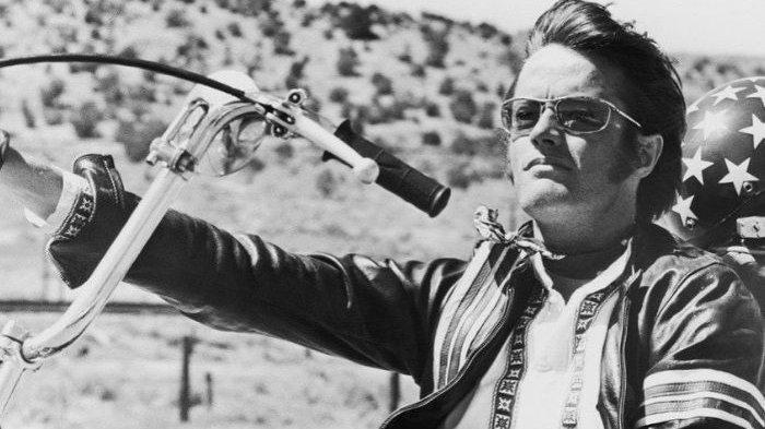 Kabar Duka Cita, Peter Fonda Putra dari Legenda Hollywood Henry Fonda Wafat di Usia 79 Tahun