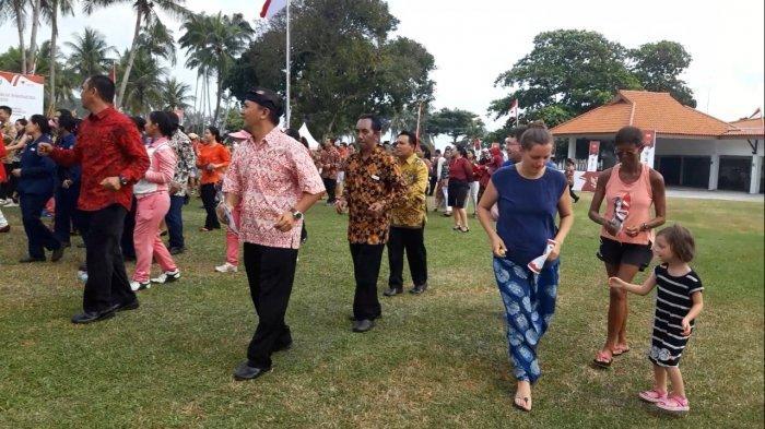 Selain Kepri, Menko Luhut Sebut Bali Siap Buka Pintu Turis 19 Negara Minus Singapura