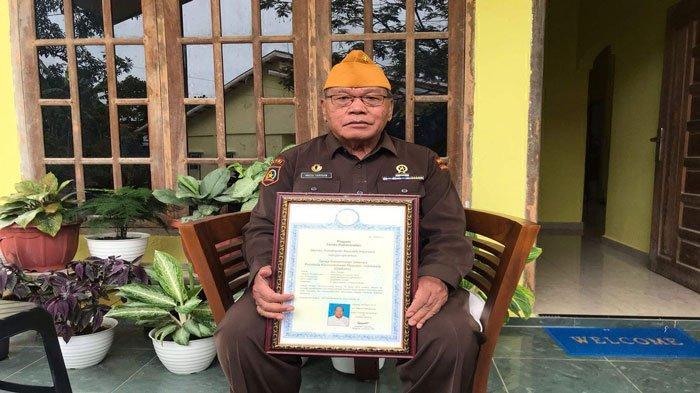 Veteran di Bintan Masu Tarigan Terkenang Masa Konfrontasi Indonesia-Malaysia