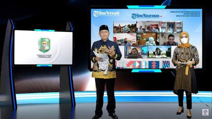 TribunMataraman.com Kawal Percepatan Proyek Bandara Kediri dan Wilayah Selingkar Wilis