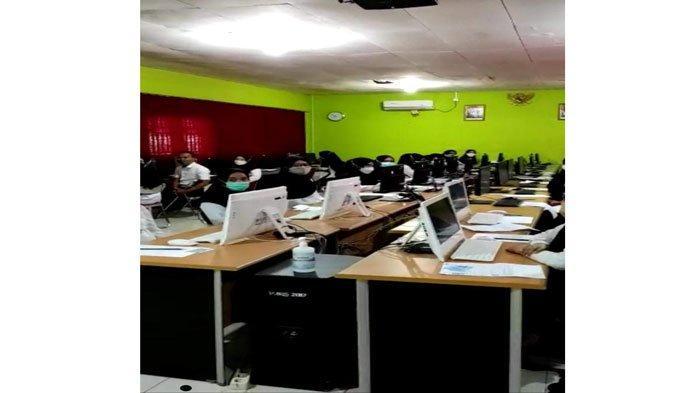 Mayoritas Asli Natuna, Angka Kehadiran Peserta SKD CPNS Natuna Capai 90,8 Persen